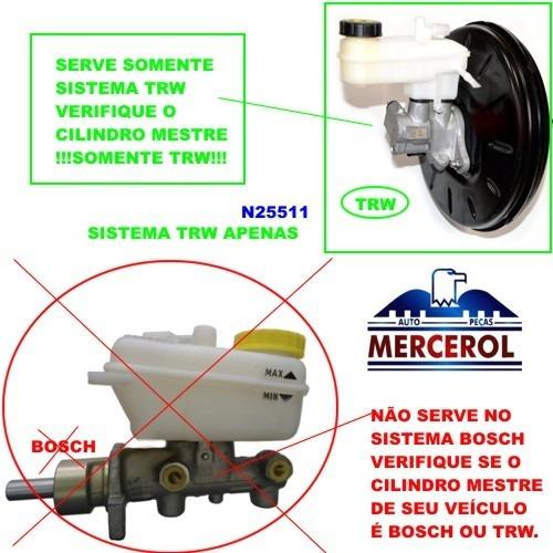 cilindro mestre freio sem abs gol/saveiro/voyage 2013/...