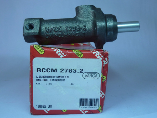 cilindro mestre simples freio mb l708e  88/... trw rccm27832