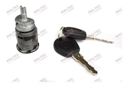 cilindro miolo ignição c/ chaves kombi carat 98 a 13