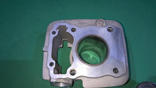 cilindro moto honda xr 125 rectificar