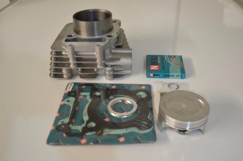 cilindro motor comp fazer/lander-250 importado nikki c/junta
