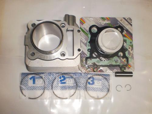 cilindro motor comp fazer/lander-250 importado retpins/cofap