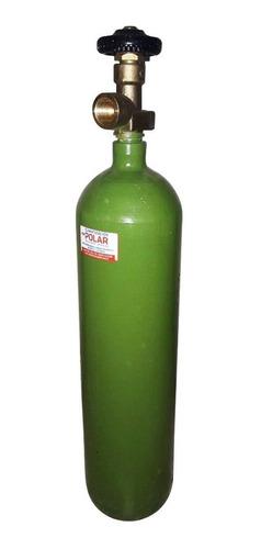 cilindro o botella de oxigeno industrial llave cga 540