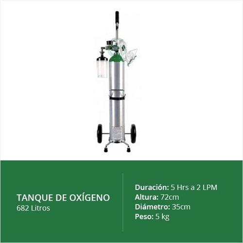 cilindro o tanque de oxigeno alquiler y venta