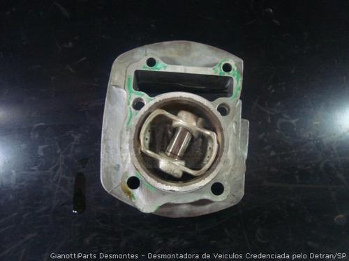 cilindro pistao aneis original yamaha fazer 150cc