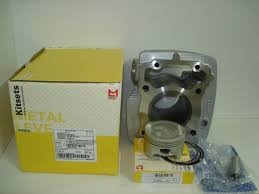 cilindro pistão anéis metal leve yamaha ybr 125 factor xtz