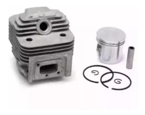 cilindro piston aros 52cc desmalezadora china lusqtoff gamma