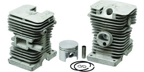 cilindro pistón y anillos motosierra stihl ms-170