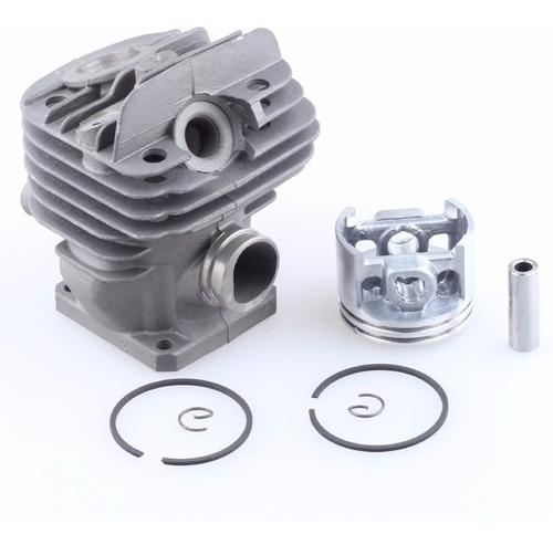 cilindro pistón y anillos para motosierra stihl ms-260