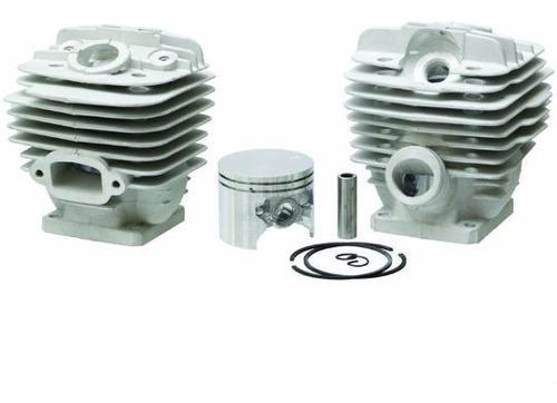 cilindro pistón y anillos para motosierra stihl ms-360