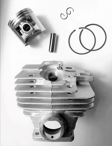 cilindro pistón y anillos para motosierra stihl ms-361