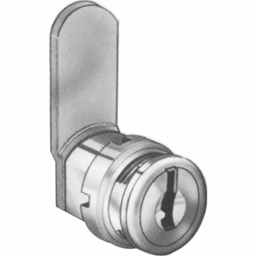 cilindro p/móveis de aço ref. 511 c/lingueta cromado-papaiz