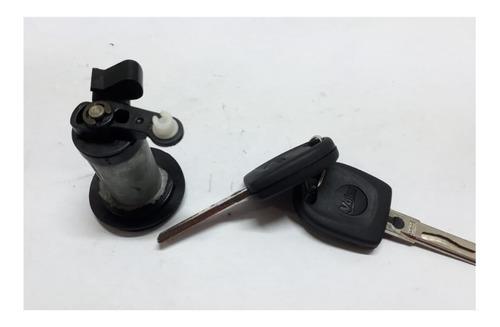 cilindro porta mala gol g3 99 a 05 c/chave pant. original valeo