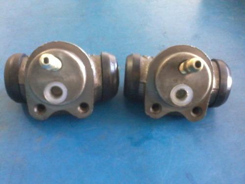 cilindro roda traseira chevette marajo 73/86 s/bendix  2 pçs