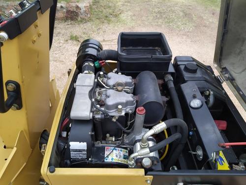 cilindro rodillo compactador caterpillar cb-214d 2500kg