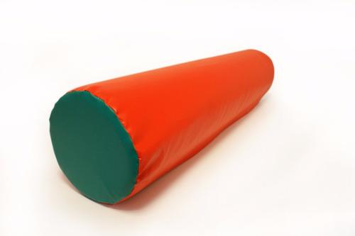 cilindro rodillo psicomotricidad 60cms de largo x 40cms diam