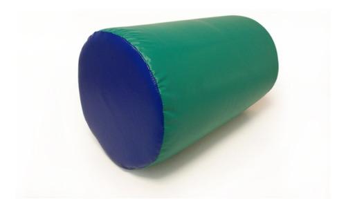cilindro rodillo psicomotricidad 90cms de largo x 20cms diam