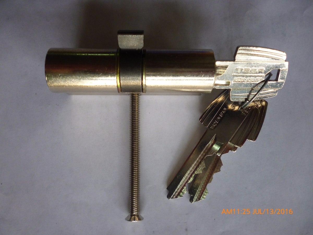 Cilindro tesa t5 para cerraduras de puertas blindadas - Cerraduras puertas blindadas ...