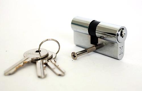 cilindro tipo pera 60 mm secutor tipo cisa tres llaves v