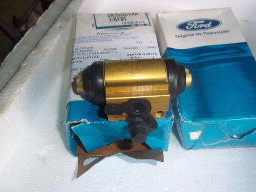 cilindros de frenos traseros ecosport titanium original