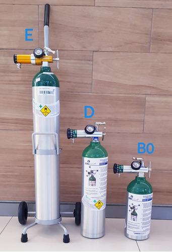 cilindros de oxígeno portátil
