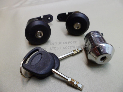 cilindros de puerta y arranque de ford ka 97/08 nuevos!!