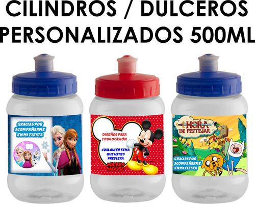cilindros dulceros personalizados diseño gratis