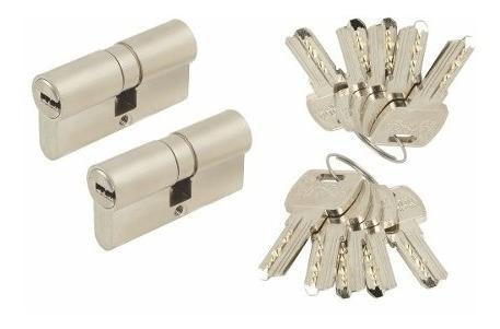 cilindros igualados kale con 10 llaves de punto