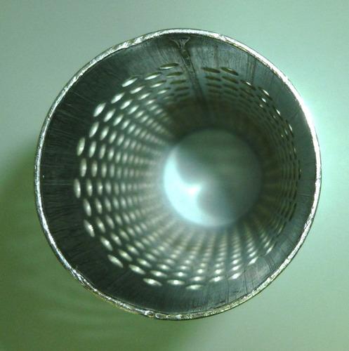 cilindros perforados acero inoxidable geidner cursa 145 mm