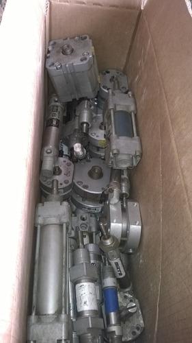 cilindros pistones neumaticos nuevos y usados.