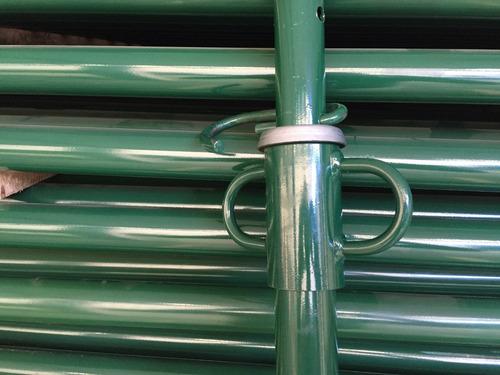 cimbra polin metalico nuevo