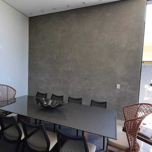 cimento queimado em parede