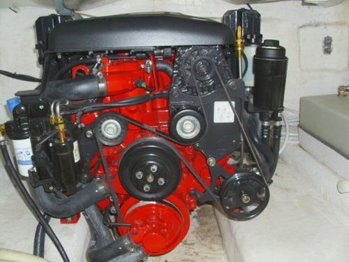 cimitarra 270 ano 2009 motor volvo 5.7 270hp-marina atlântic