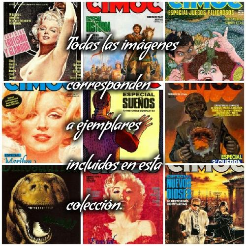 cimoc coleccion antiguas revistas digitalizadas