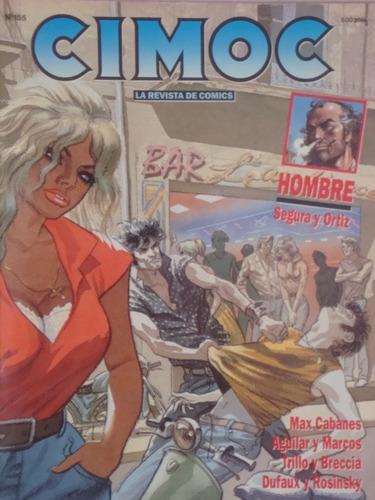 cimoc n° 155 (1994) norma editorial ¡de colección!