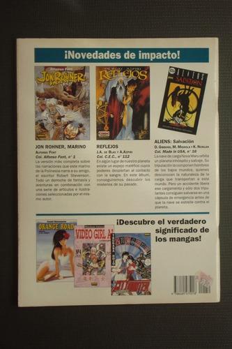 cimoc nº 159, revista de antología, ed. norma.