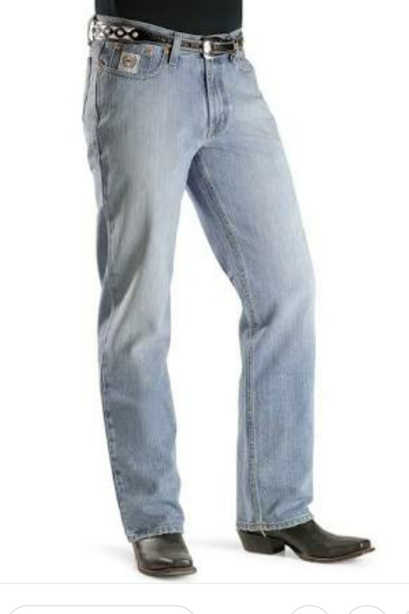 Cinch Jeans Vaqueros Talla 34x34 - $ 399.00 en Mercado Libre