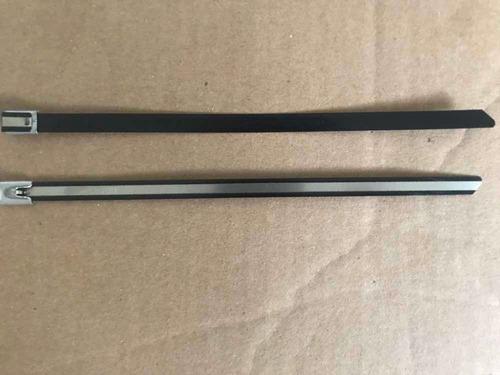 cincho de acero inox 201mm, mltc2h-lp316, precio x pieza
