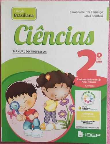 ciências 2º ano - ensino fundamental ( manual do professor )