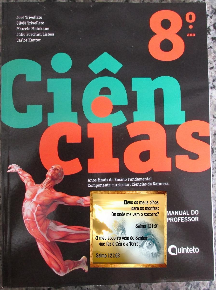 dfbbc463b ciências 8º ano - manual do professor. Carregando zoom.
