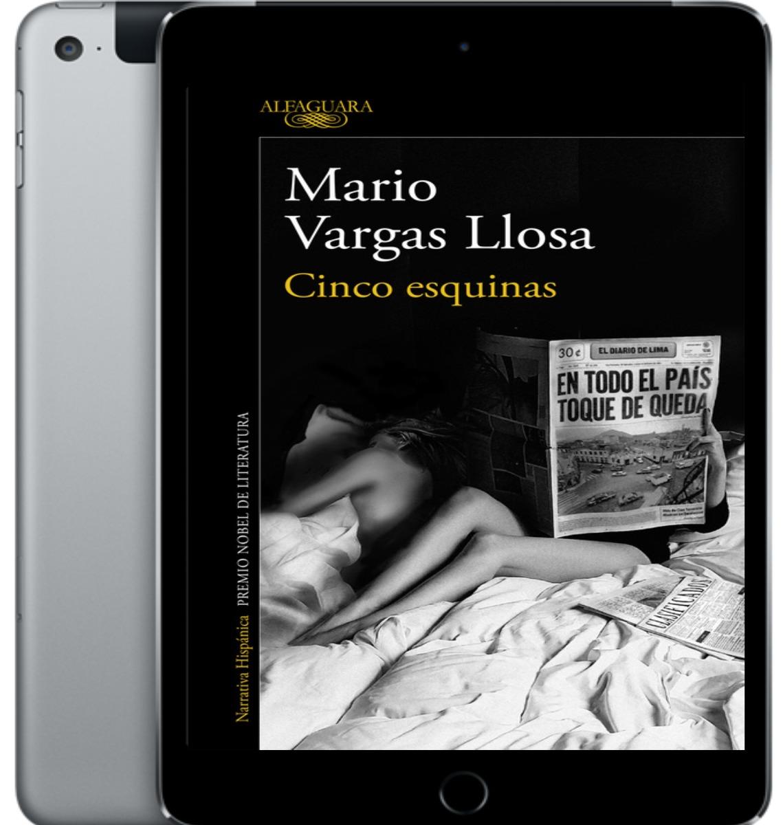 Mario Vargas Llosa  Ebook Oficial Pdf Cargando Zoom