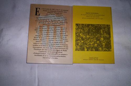 cinco publicaciones de peñarol en buen estado completas.