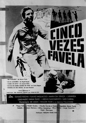 filme 5 vezes favela dublado