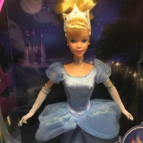 cinderella dazzling princess mattel 2000 disney acende
