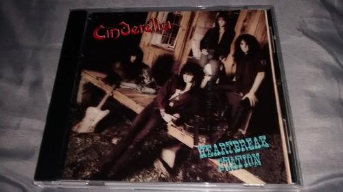 cinderella  - heartbreak station (poison, warrant)