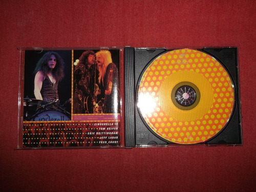 cinderella - once upon a... cd usa ed 1997 mdisk