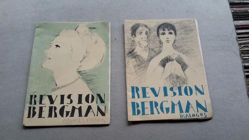 cine club programas 1961 revisión bergman