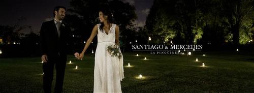 cine de bodas - santi cardoso & dante miani - casamientos