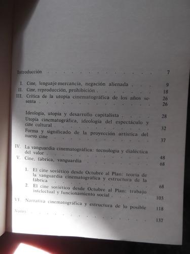 cine, fabrica y vanguardia paolo bertetto ed. gg ensayo