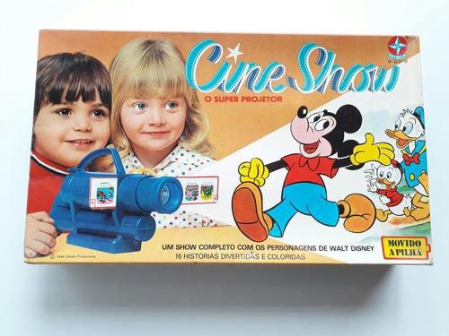 cine show 1978 walt disney made in brazil